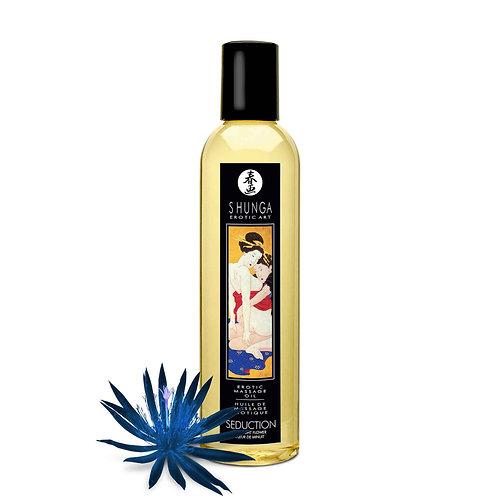 Huile de Massage Fleur de Minuit 250 ml Shunga