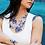 Thumbnail: Set Blue Florals