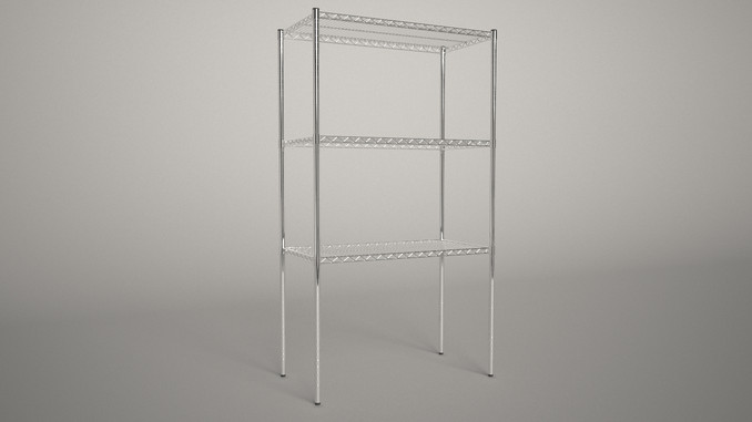 KD Rack - Ø 25mm Upright