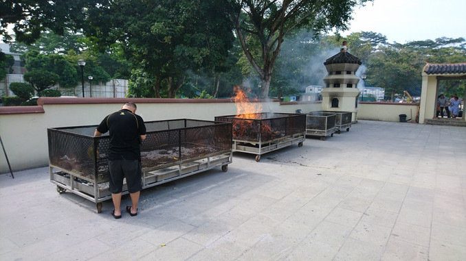 Customised Mobile Incense Burners