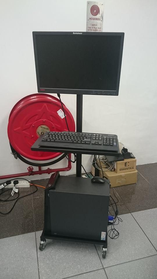 Customised Mobile IT Workstation