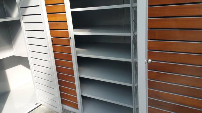 Outdoor Shoe Cabinet
