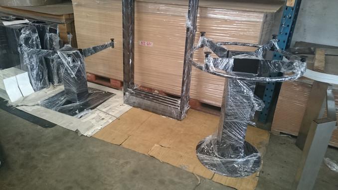 Customised Table Legs