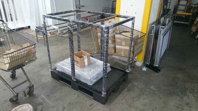 Customised Rack