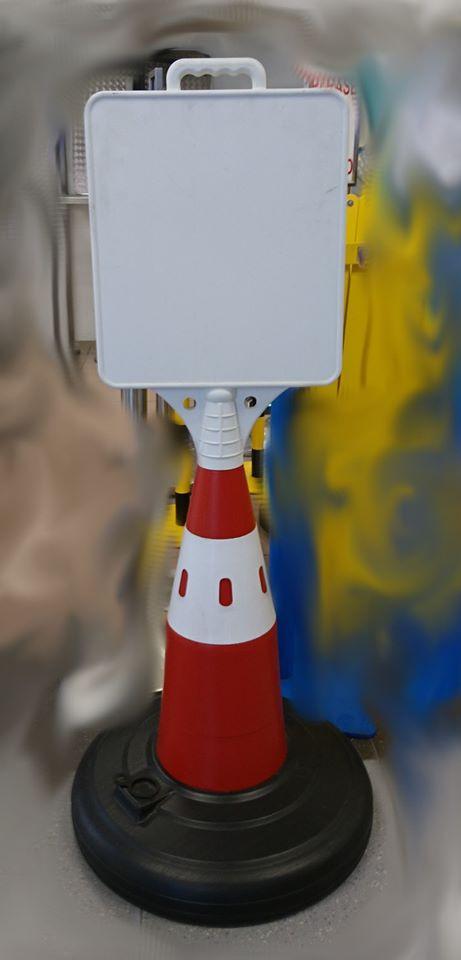 Signage Cone