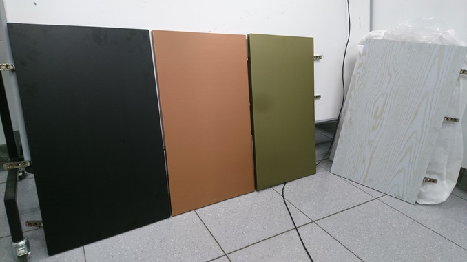 Stainless Steel Door Panels