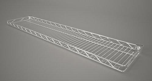 Chrome Cantilever Shelf