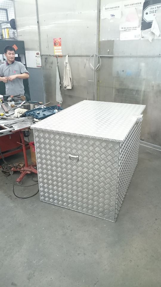 Customised Storage Box