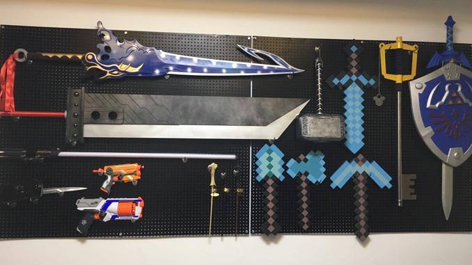 Customised Display Panel