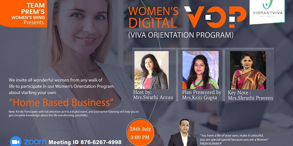 Viva Orientation Program
