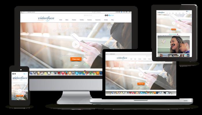 Novos Preços e Novo Site Videoface