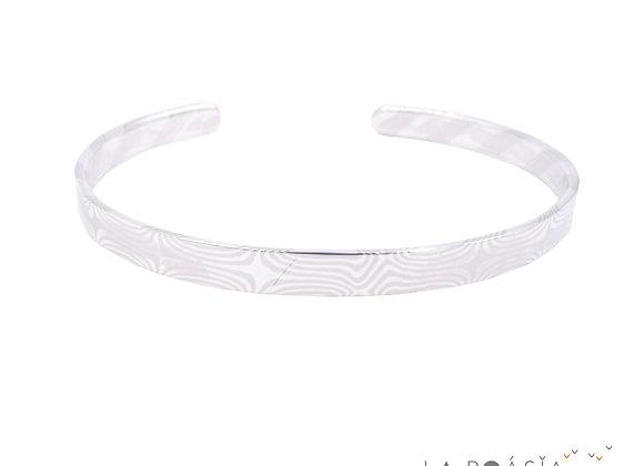 Bracelet étoile Argent et Palladium