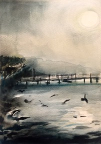 Winter Rapperswil (SOLD)