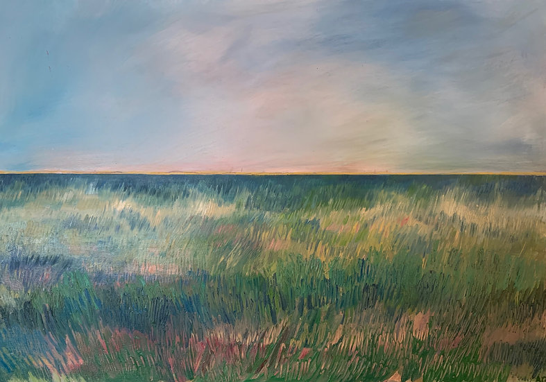 Sea grass (SOLD)
