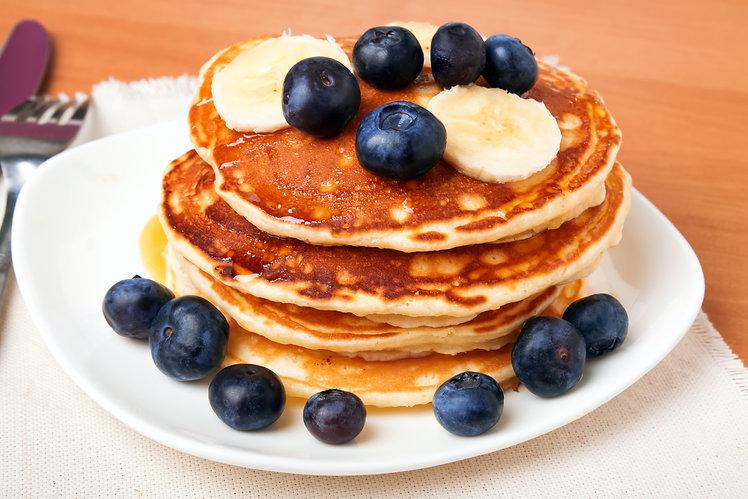 Breakfast Pancakes