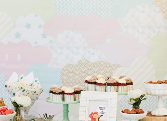 Sweet & Simple Dessert Table