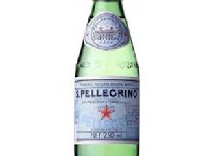 San Pellerino bubbly water