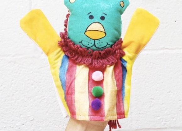 Fabric Hand Puppet