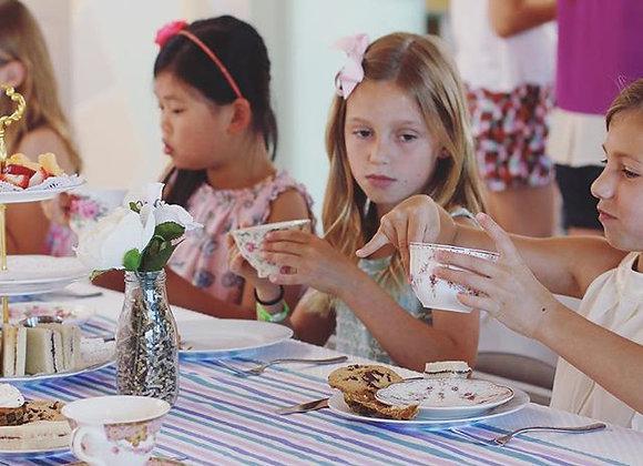 Petite Afternoon Tea - min 10 sets