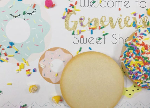 Fun Cookie Decorating