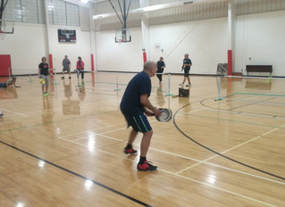 Temps are dropping, but St. Louis indoor pickleball is heating up!
