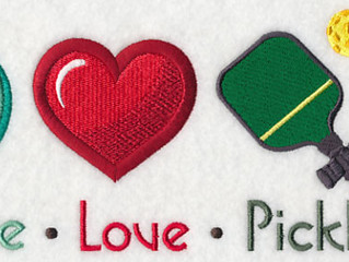 Pickleball Love & Divorce