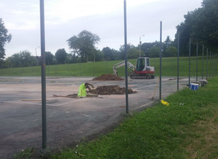 Multi-Court Permanent Pickleball Courts Being Constructed in St. Louis!