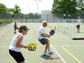 Pickleball: St. Louis and Beyond