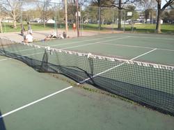 B-ball & Soccer area used regularly