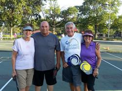Jane, Miles, Pete & Gloria