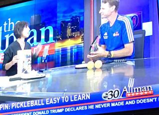 St. Louis Pickleball on TV!
