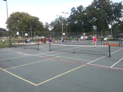 5 PB courts for Thurs. eve 6pm play