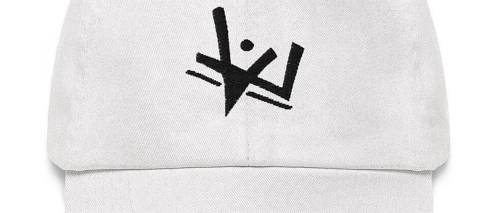 Monochrome White Hat
