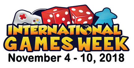 We participate in Game Week