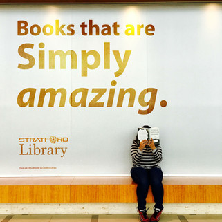 Stratford Books are amazing