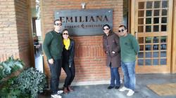 Vinícola Emiliana Vale de Casablanac