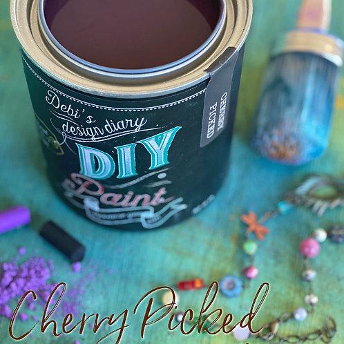 Cherry Picked DIY Paint