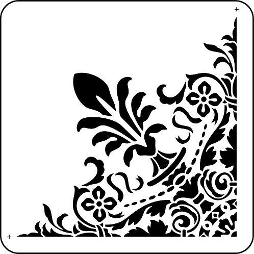 Infinity, JRV Stencil