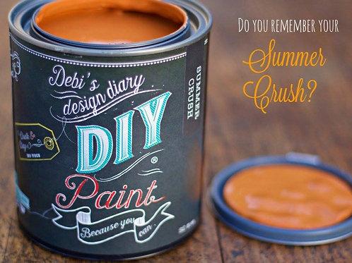 Summer Crush DIY Paint