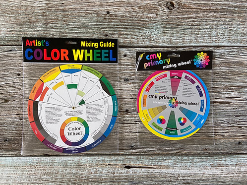 Color Wheel: Mix DIY Paint  and IOD Decor Ink