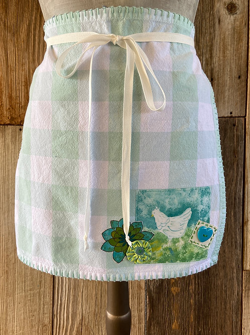 Cotton Napkin, Apron, Dish Cloth, Table Runner