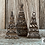 "Thumbnail: Wood Tree Set (4 pc): 16"", 12"", 10"" Made in the USA"