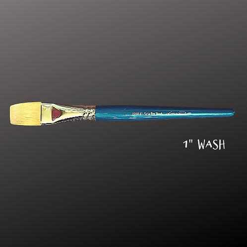 "1"" Wide, Turquoise Iris Pro, Paint Pixie"