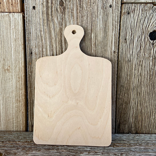 "Cutting Board  Kit,  9"" x 14"", Made in the US"