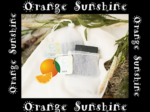 Orange Sunshine Suds Brush Cleaner, Paint Pixie