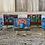 Thumbnail: Original Mini Boho Cacti Painting, DIY Paint, Cactus