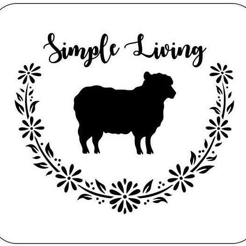 "Simple Living JRV 9.5"" x 11.5"""
