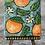 "Thumbnail: Mini 4"" Canvas Orange Blossom Citrus Painting, DIY Paint"