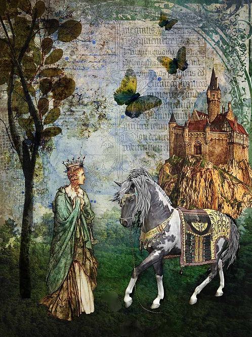Story Book, Decoupage Queen Rice Paper