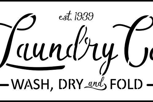 "Laundry JRV 9"" x 17.5"""